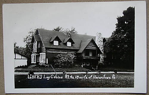 lebers cabin pc