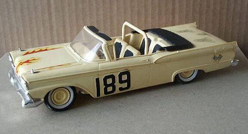 Model Car 59 Galaxie