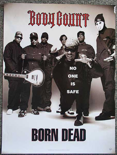 bodycount poster