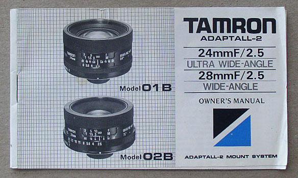 Tamron Wide Angle 4