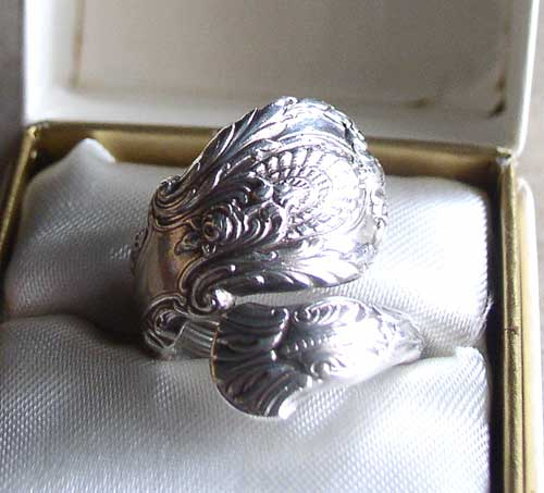 Wallace Spoon Ring 1