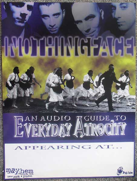 Nothingface Promo Poster