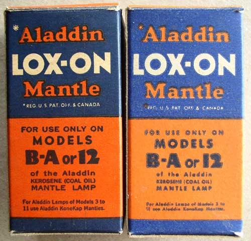 lox-on mantles
