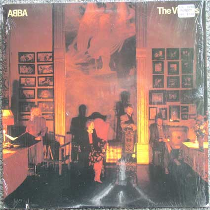 Abba / The Visitors LP