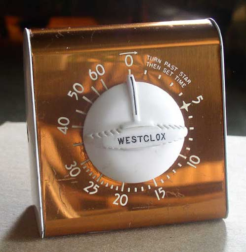 westclox timer