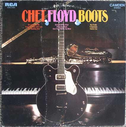 Chet Floyd Boots LP