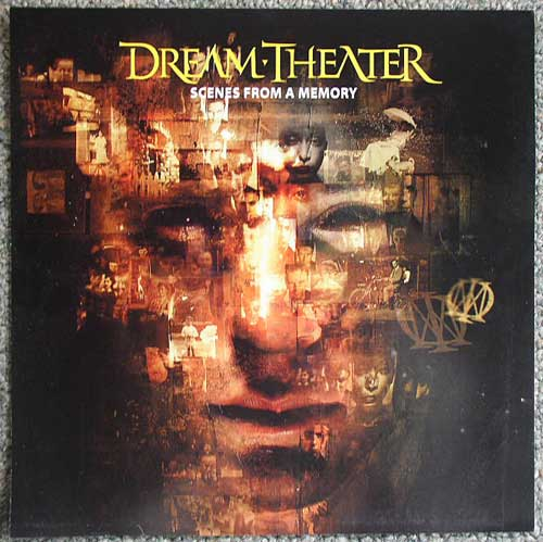 Dream Theater flat front