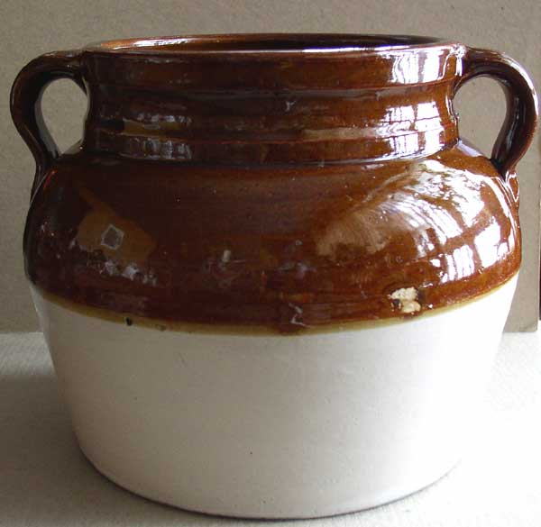Hakes Bean Pot 2