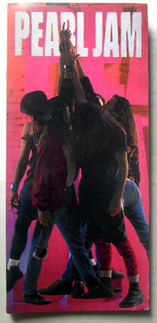 Pearl Jam longbox front