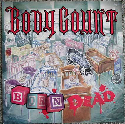 Bodycount Flat Front