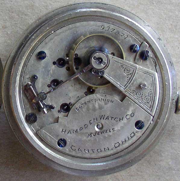 hampden watch 4