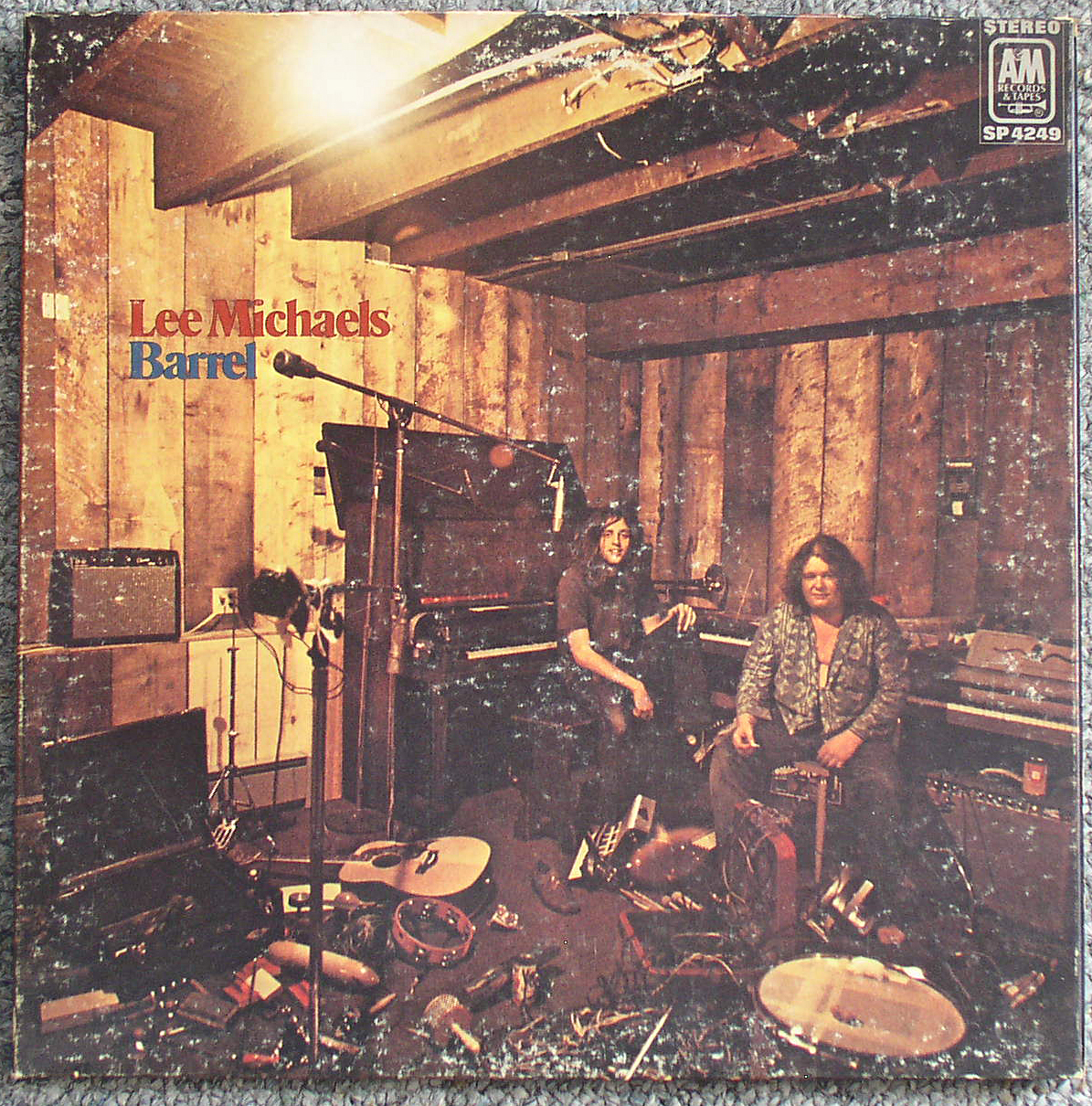 Michaels Auto Sales >> Lee Michaels / Barrel 1971 LP vg+ vg+ gatefold – Thingery Previews Postviews & Thoughts