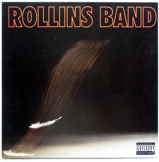 Rollins Band flat front