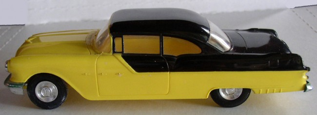 Jo-Han Promo Car 1