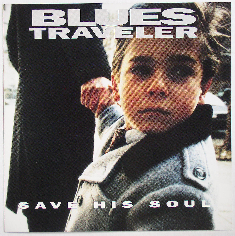 Promo Flat Blues Traveler Save His Soul 1993 A Amp M