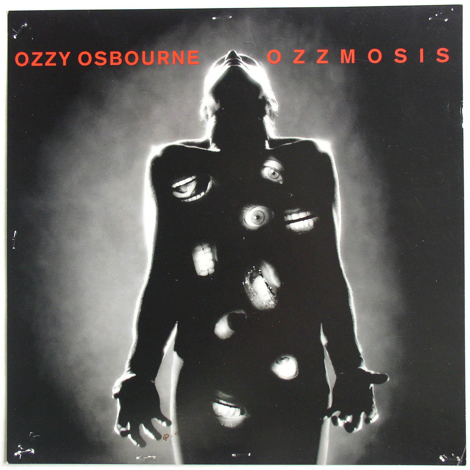 Sterling Auto Sales >> Ozzy Osbourne / Ozzmosis promotional flat 1995 Sony/Epic ...