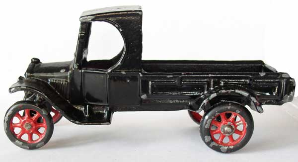 Cast Iron Mack Truck 2