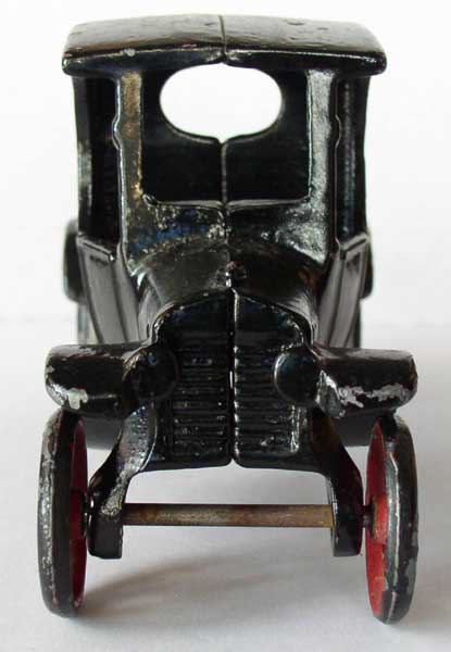 Cast Iron Mack Truck 3