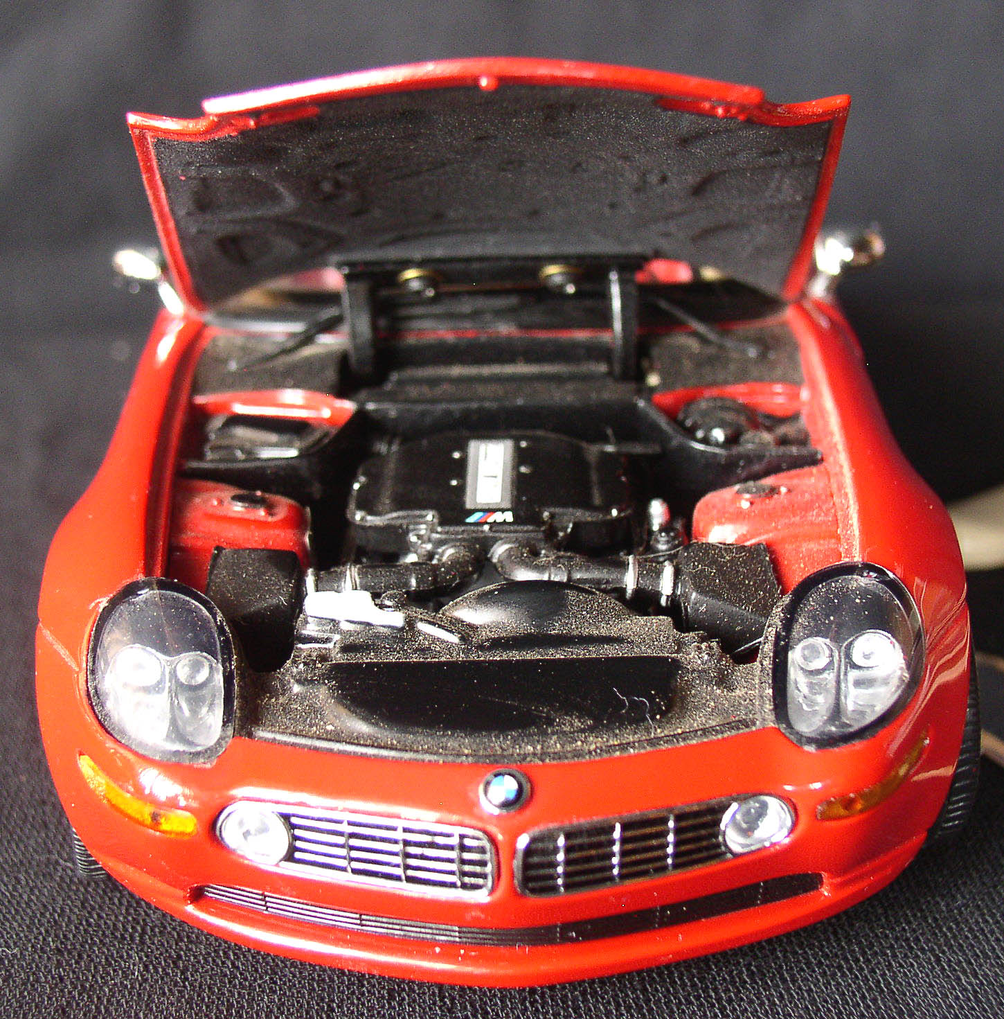Franklin Mint Bmw Z8 Roadster Diecast Car 1 24 Thingery
