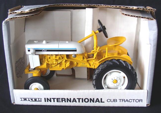 Cub Tractor 1