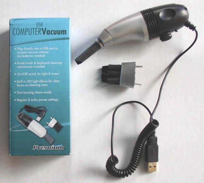 Computer Vacuum