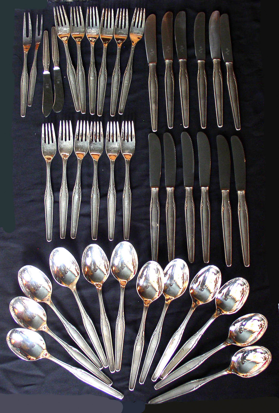 Flatware patterns waterford