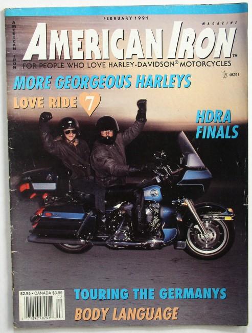 American Iron February 1991