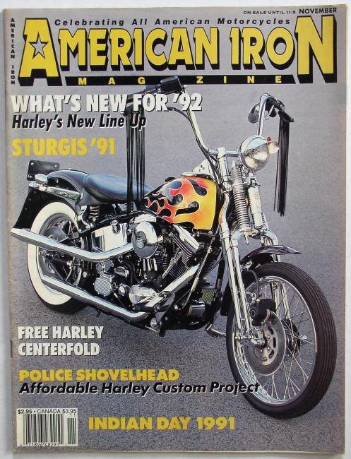 American Iron November 1991