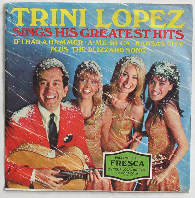 Trini Lopez Record 1