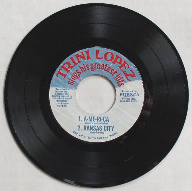 Trini Lopez Record 3