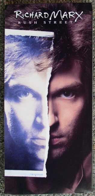 Richard Marx longbox front
