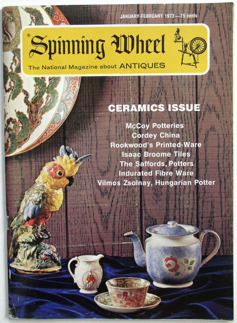 Spinning Wheel Jan-Feb 1973