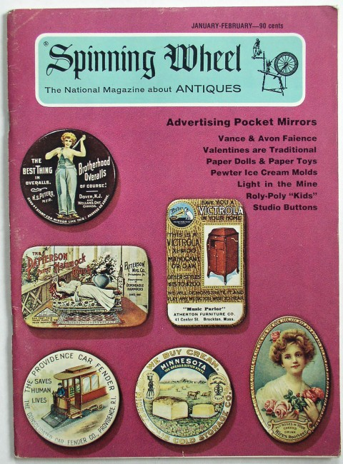 Spinning Wheel Jan-Feb 1974