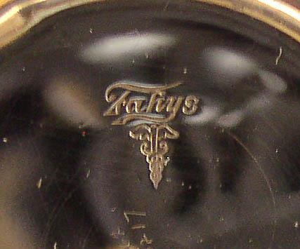Fahys watch case