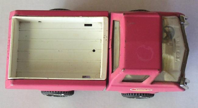 Pink Tonka Truck 2