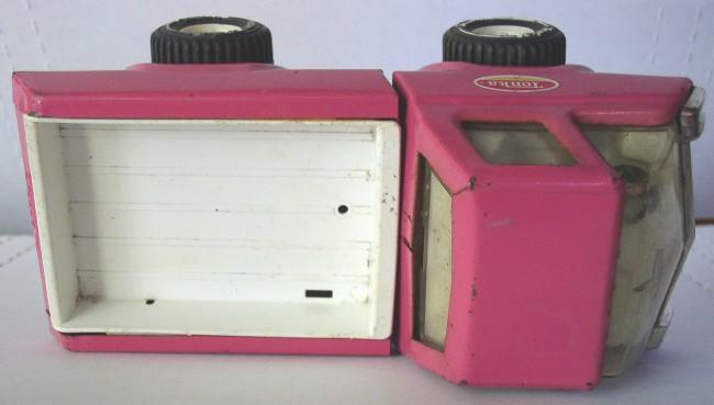 Pink Tonka Truck 3