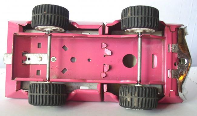 Pink Tonka Truck 4