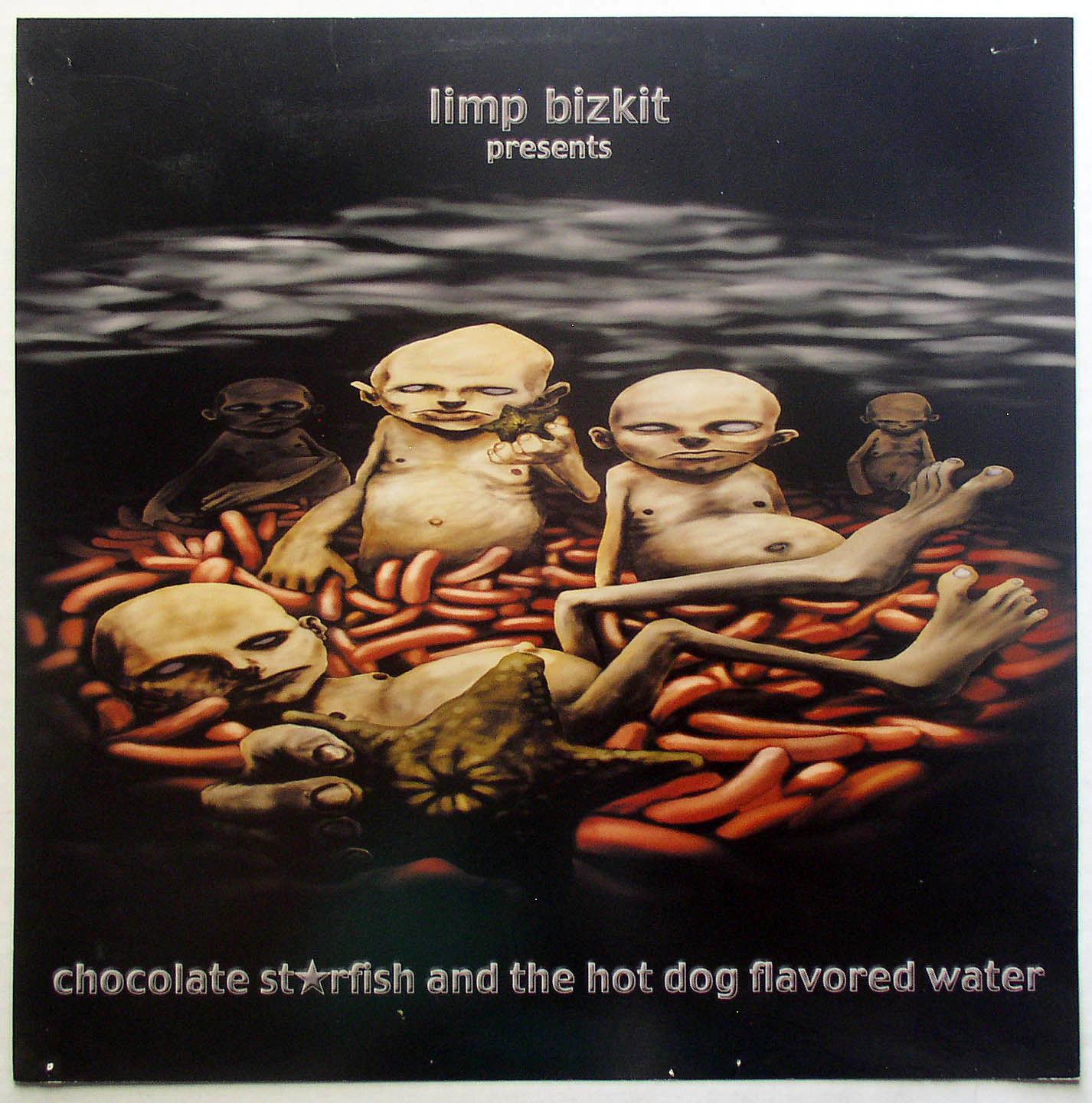 Chocolate Starfish And The Hotdog Flavored Water