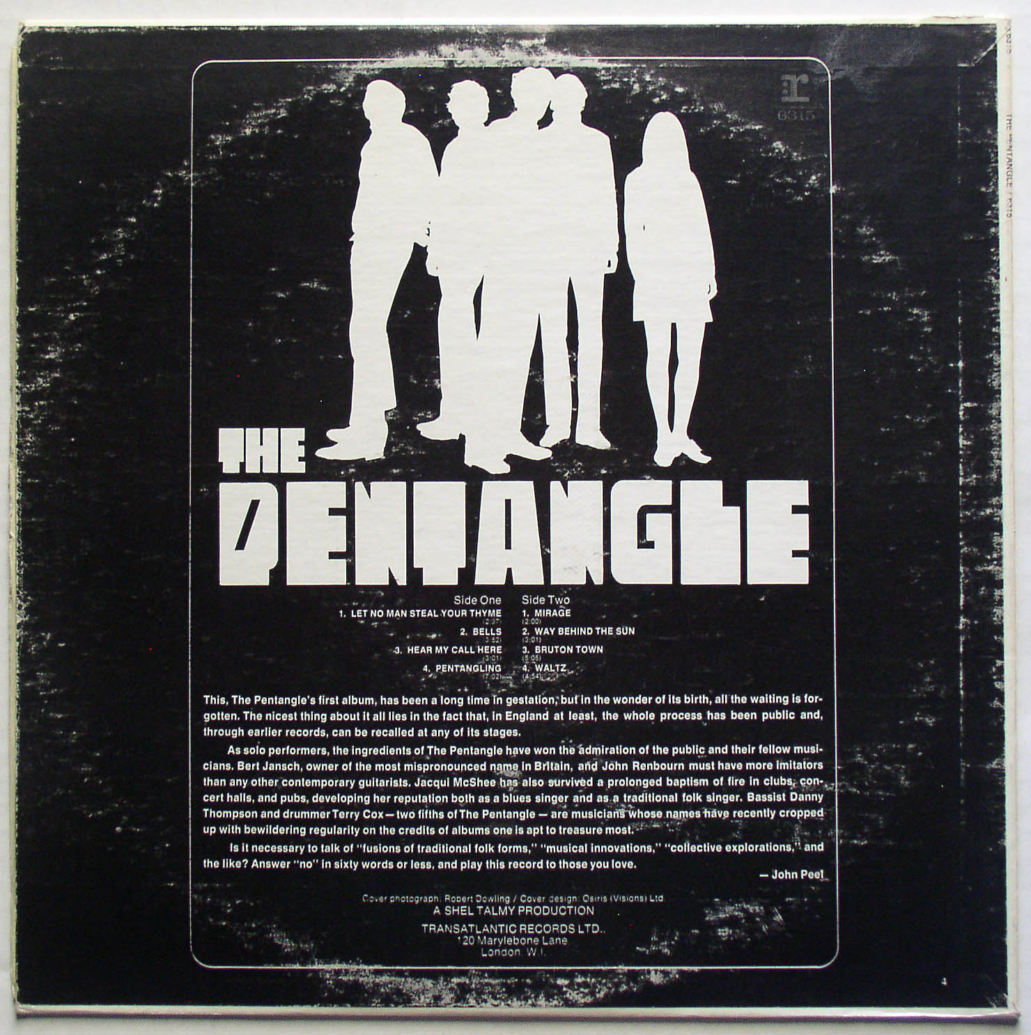 Pentangle Thingery Previews Postviews Amp Thoughts