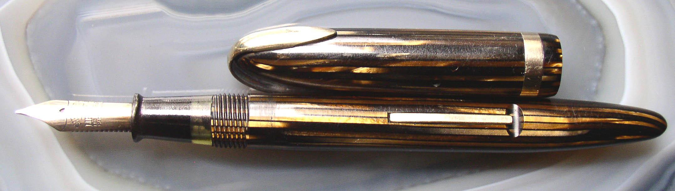 Vintage Sheaffer Lifetime Fountain Pen Circa 1940. Realized ...