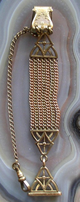 Yellow And Rose Gold Chain 1