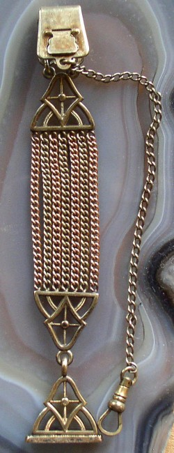 Yellow And Rose Gold Chain 2