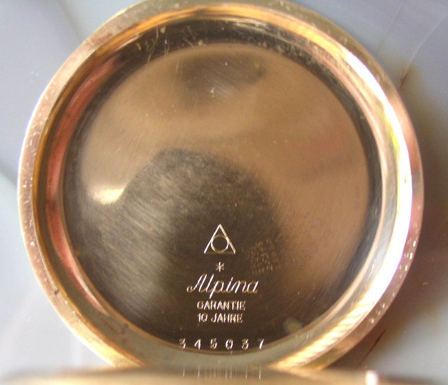 Alpina Watch 3
