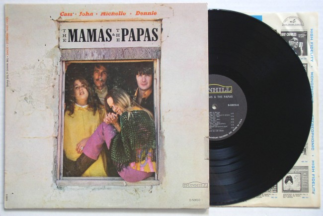 Mamas And Papas LP
