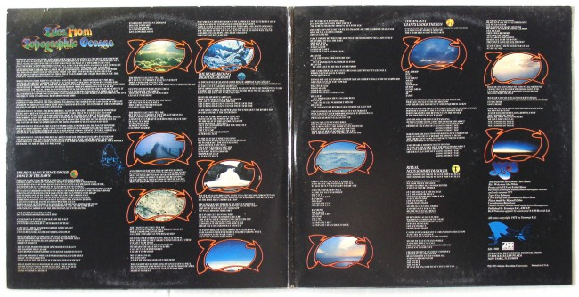 Yes / Tales LP 2