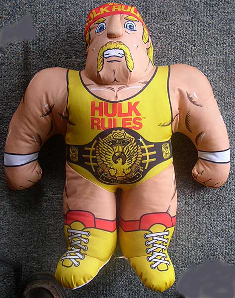 Hulk Hogan Doll Thingery Previews Postviews Amp Thoughts