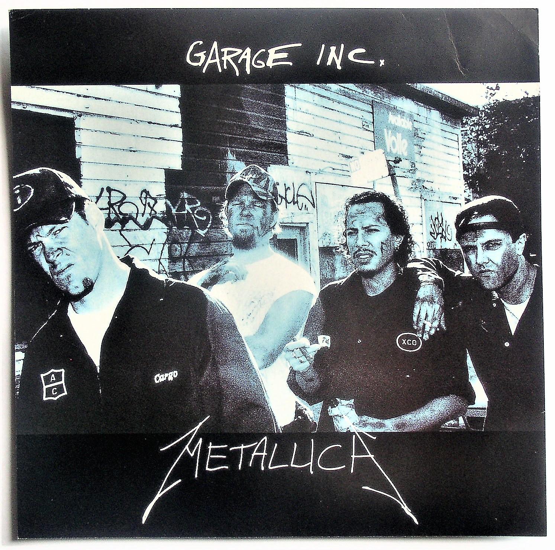 Metallica / Garage Inc – Thingery Previews Postviews ...