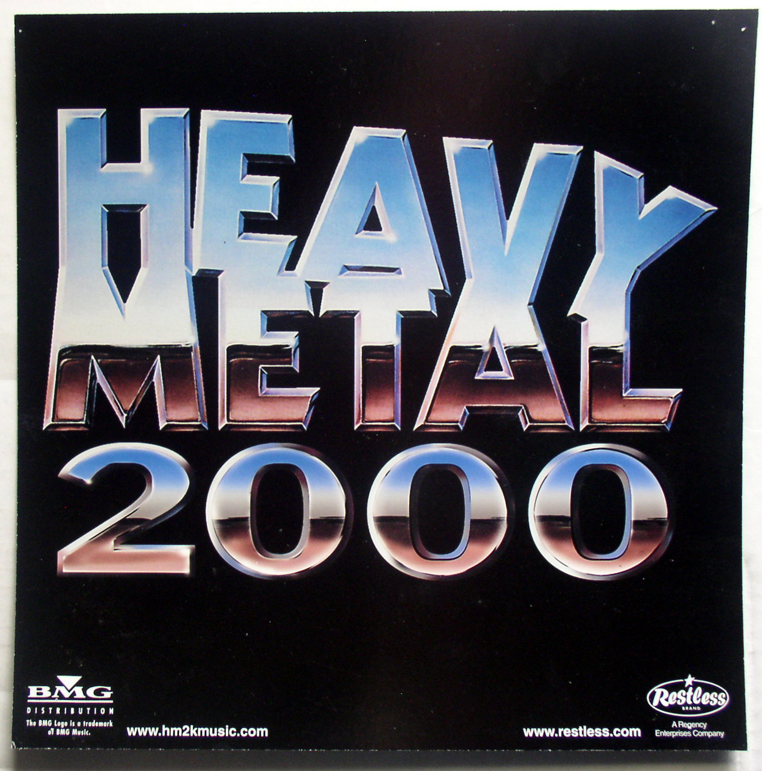 Heavy Metal 2000 Thingery Previews Postviews Amp Thoughts