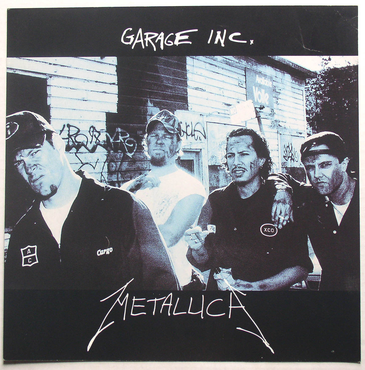 Empire Auto Sales >> Metallica / Garage Inc – Thingery Previews Postviews & Thoughts