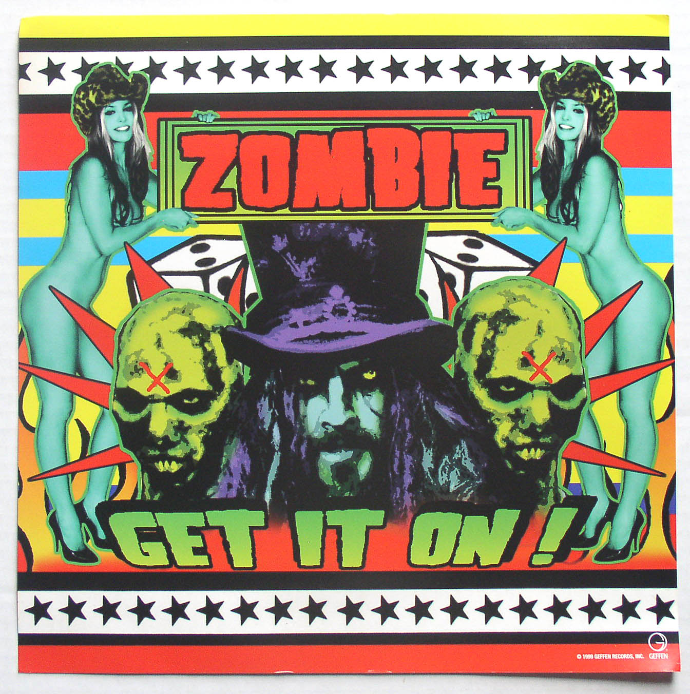 Rob Zombie Music To Strip By Thingery Previews Postviews